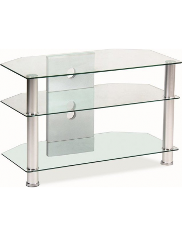 COMODA TV-031 TRANSPARENT STIL MODERN
