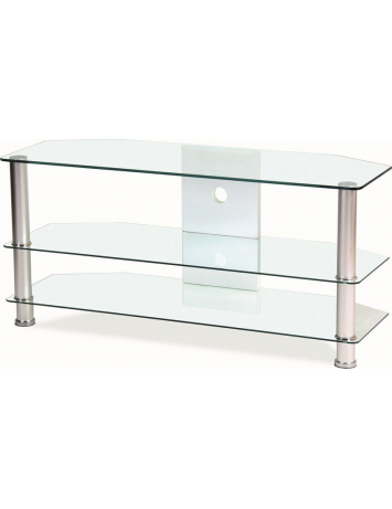 COMODA TV-032 TRANSPARENT STIL MODERN