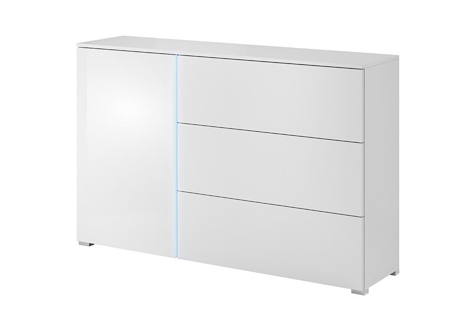 COMODA LIVING CU LED SIMPLE SK151 DESIGN SCANDINAV PSK