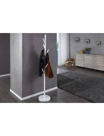 CUIER DECORATIV TREE ALB 18658 STIL MODERN