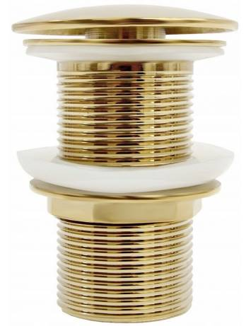 VENTIL GOLD CLICK -CLACK PUSH UP CROM CALITATE SUPERIOARA