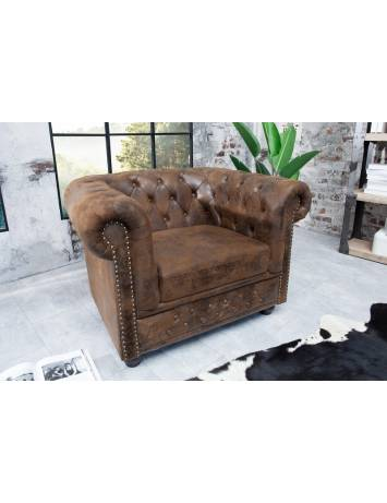 FOTOLIU STIL ENGLEZESC MARO ANTIC CHESTERFIELD 17383 DESIGN CLASIC