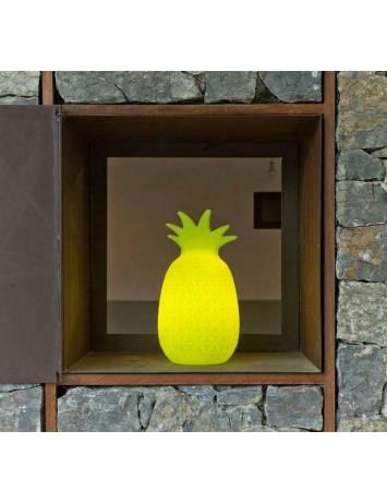 LAMPADAR EXTERIOR ILUMINAT SAMBA C limonka STIL MODERN B2