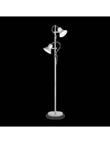 LAMPADAR POLLY PT2 ARGINTIU STIL VINTAGE IDEAL LUX