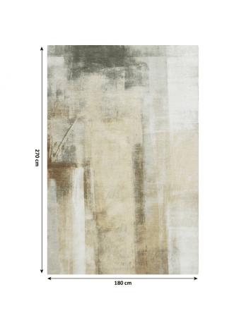 Covor 180x270 cm, maro/gri, ESMARINA TIP 1, 0000203331