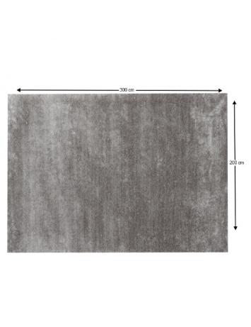Covor 200x300 cm, gri deschis, TIANNA, 0000194085