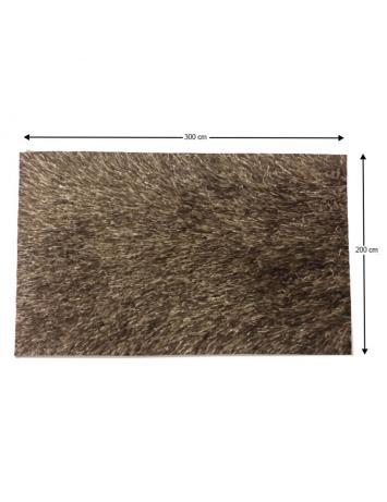 Covor 200x300 cm, maro, GARSON, 0000194105