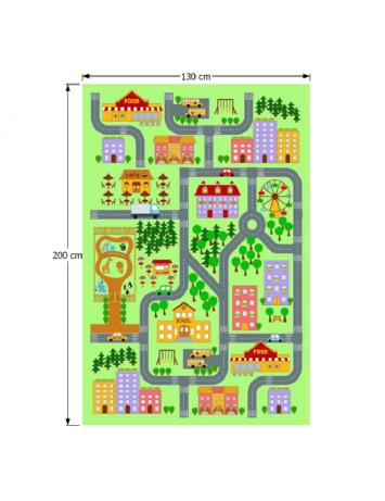 Covor, multicolor, 130x200, EBEL, 0000193180