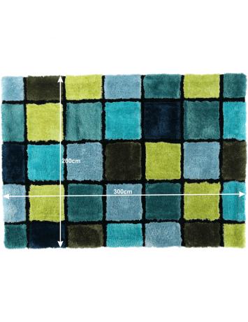 Covor 200x300 cm, mix de culori, LUDVIG, 0000194127