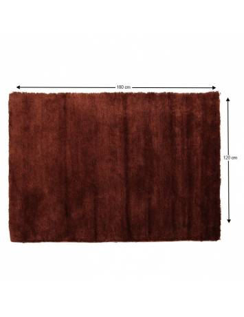 Covor, bordo-maro, 120x180, LUMA, 0000201473