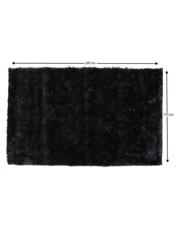 Covor 170x240 cm, gri, DELLA, 0000194100