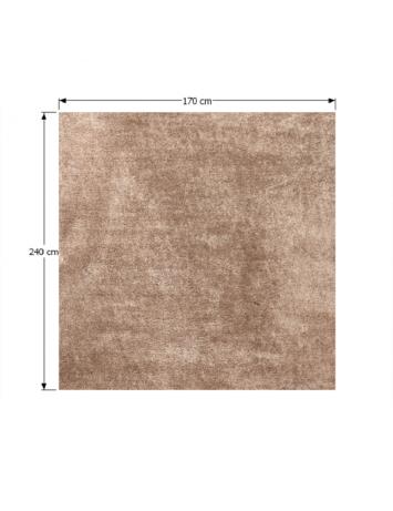 Covor 170x240 cm, maro deschis, ANNAG, 0000194080