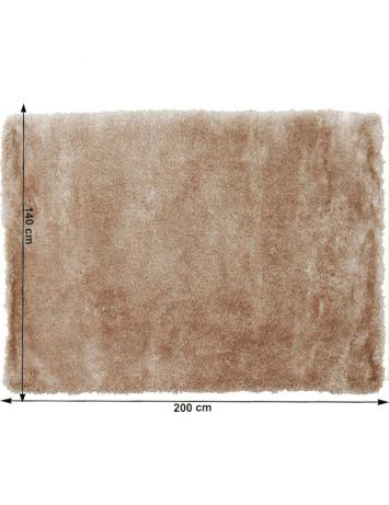 Covor 140x200 cm, cappucino, BOTAN, 0000194095