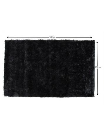 Covor 200x300 cm, gri, DELLA, 0000194101