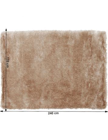 Covor 170x240 cm, cappucino, BOTAN, 0000194096