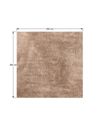 Covor 200x300 cm, maro deschis, ANNAG, 0000194081