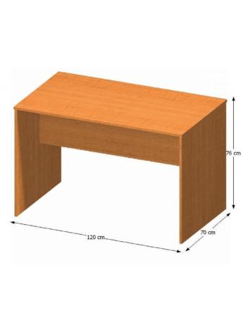 Masă (de şedinţe) 120, cireş, TEMPO ASISTENT NEW 021 ZA, 0000109711