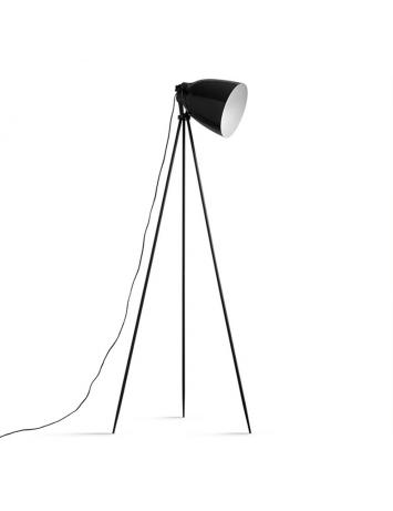 LAMPADAR METAL NEGRU, CINDA TYP 5 YF6249, STIL MODERN TK