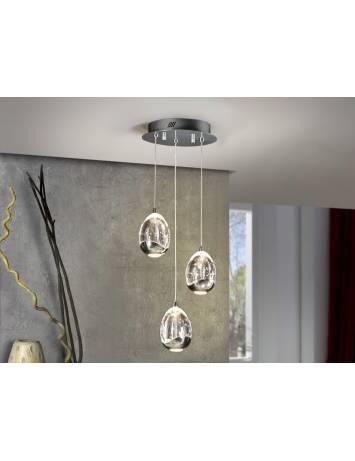 LUSTRA/PLAFONIERA CU LED ROCIO 783753 DESIGN MODERN SCHULLER