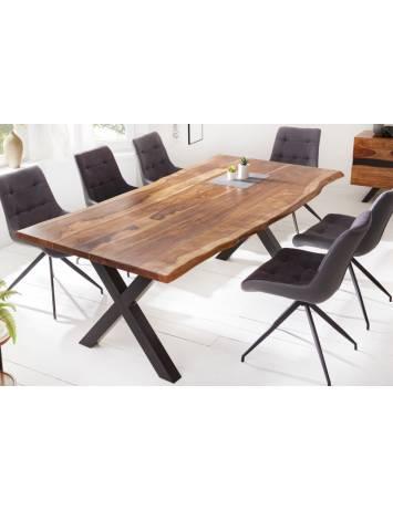 MASA DINING, AMAZONAS X 200CM, COD 41063, DIN LEMN MASIV, DESIGN INDUSTRIAL