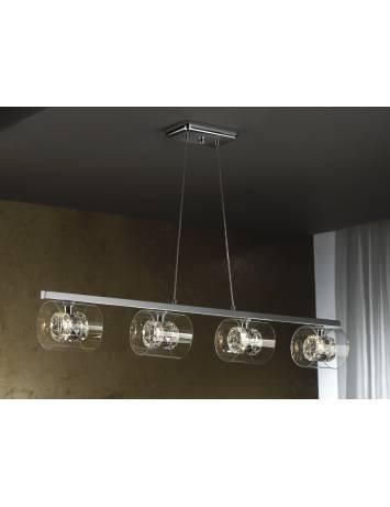 LUSTRA LED FLASH 391653  DESIGN MODERN SCHULLER