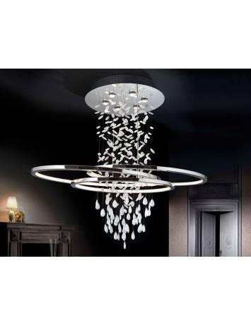 LUSTRA/PLAFONIERA LED BRUMA 696252 DESIGN MODERN - SCHULLER