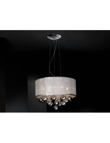 LUSTRA LED ANDROMEDA 174011 DESIGN MODERN - SCHULLER