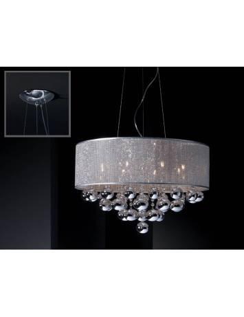 LUSTRA LED ANDROMEDA 174112 DESIGN MODERN  - SCHULLER