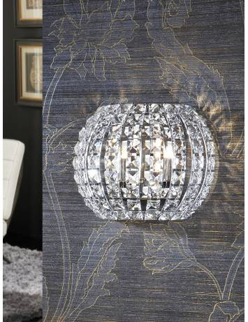 APLICA LED DIAMOND 508323 - DESIGN MODERN - SCHULLER