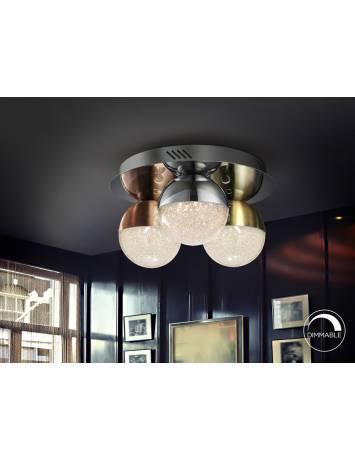 PLAFONIERA LED SPHERE 794025 DESIGN MODERN - SCHULLER
