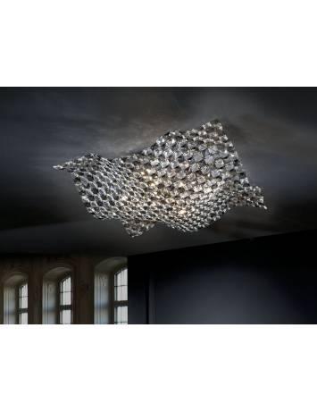 PLAFONIERA LED SATEN 160674 DESIGN MODERN - SCHULLER