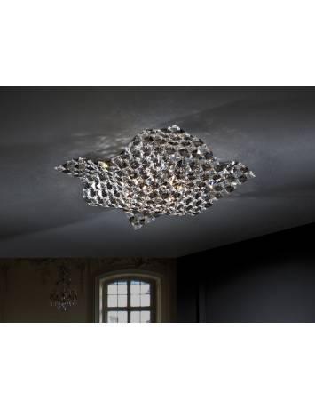 PLAFONIERA LED SATEN 160563 DESIGN MODERN - SCHULLER