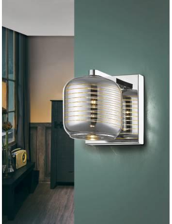 APLICA LED VIAS 654168 - DESIGN MODERN SCHULLER