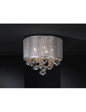 PLAFONIERA LED ANDROMEDA 174213 DESIGN MODERN - SCHULLER