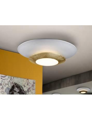 PLAFONIERA LED HOLE 148277 DESIGN MODERN SCHULLER