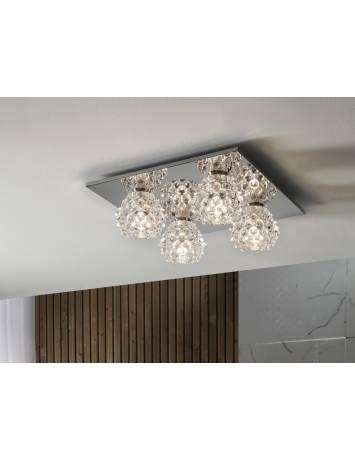 PLAFONIERA LED HESTIA II 956450 DESIGN MODERN - SCHULLER