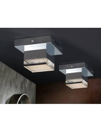 PLAFONIERA LED PRISMA 475168 DESIGN MODERN - SCHULLER