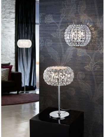 VEIOZA LED CU CRISTALE DIAMOND 508424 - DESIGN MODERN - SCHULLER