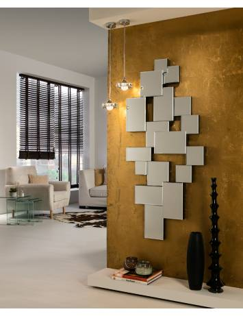 OGLINDA DECORATIVA CITY 386113 - DESIGN MODERN - SCHULLER