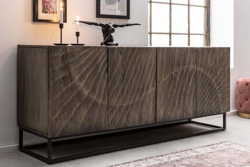 COMODA SCORPION din lemn MASIV de MANGO - cod 41570