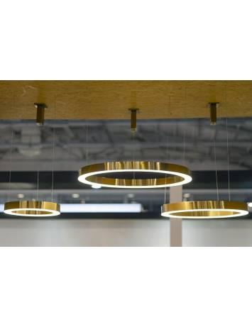 LUSTRA LED RING 60, DIN METAL, AURIU, STIL MODERN, B2