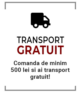 Cumpara de minim 500 lei si ai transport grauit!
