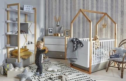 Transforma pas cu pas dormitorul copilului intr-un adevarat taram de basm